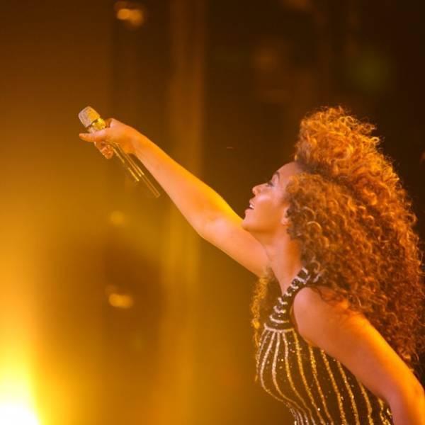 Beyoncé retorna aos palcos em show de Réveillon em Las Vegas