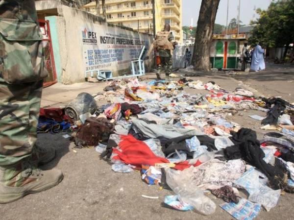 Costa do Marfim: 60 pessoas morrem pisoteadas após show de fogos