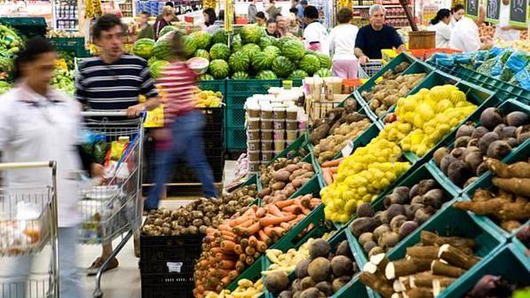 Inflação dispara em dezembro e  fecha 2012 em 5,84%, diz IBGE