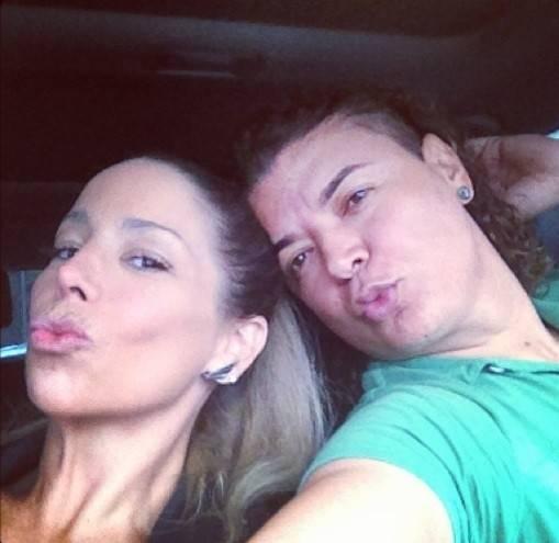 Danielle Winits voltará a desfilar pela Grande Rio no Carnaval de 2013