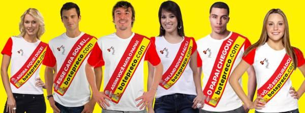 Site botepreco.com sorteia 10 camisas com ingressoas para a prévia de carnaval do Iate
