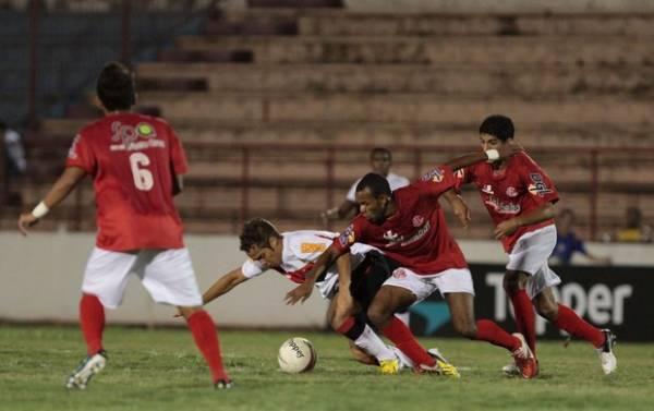 América-SP segura empate, elimina o Flamengo e avança na Copinha