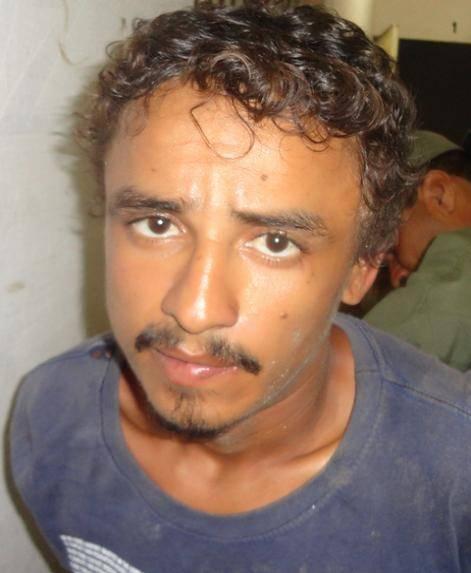 Assaltante é preso semi-nu após tentativa de fuga no PI