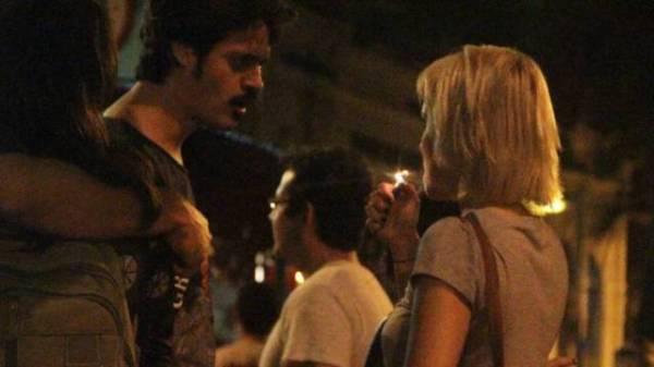 Ex-?Malhação?, Fernanda Nobre leva bronca de ator no meio da rua