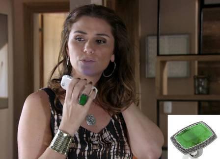 Giovanna Antonelli, Letícia Spiller e Glória Pires usam os acessórios mais desejados da TV