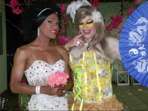 Drag queens faturam até R$ 500 por hora com shows em casamentos