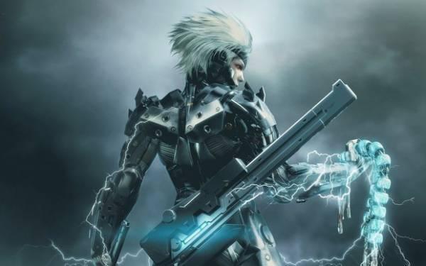 Raiden fatia policiais em novo trailer de Metal Gear Rising: Revengeance