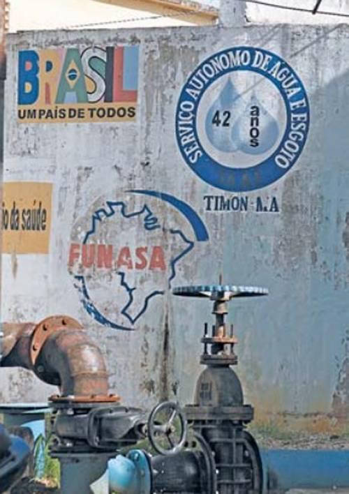 Timon: Reservatório opera a 40% e falta água a moradores