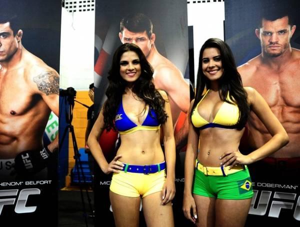 Com Belfort na luta principal, UFC volta a São Paulo após 15 anos