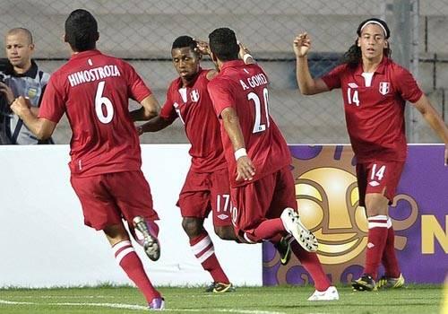 Decepção: Seleção brasileira sub-20 joga mal, perde para o Peru e está fora do torneio