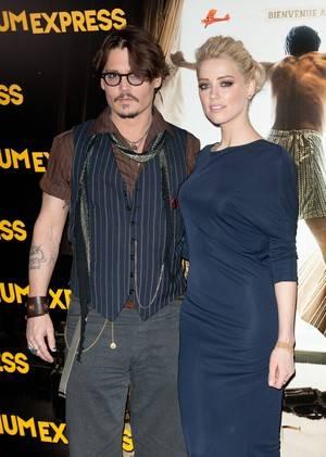 Namorada de Johnny Depp o trocou por filha de ex-primeiro-ministro