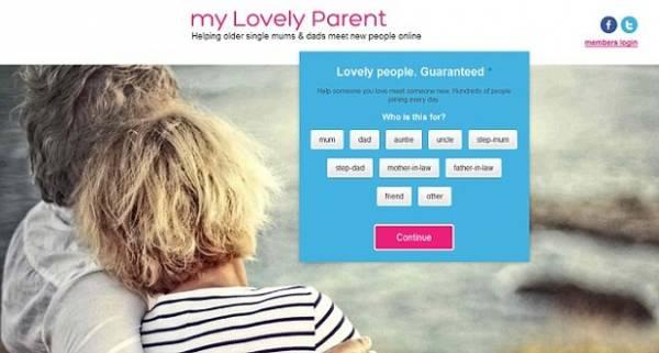 Site de relacionamento para pais solteiros conta com ajuda dos filhos