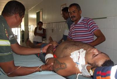 Homem morre ao ser esfaqueado no pescoço no Piauí