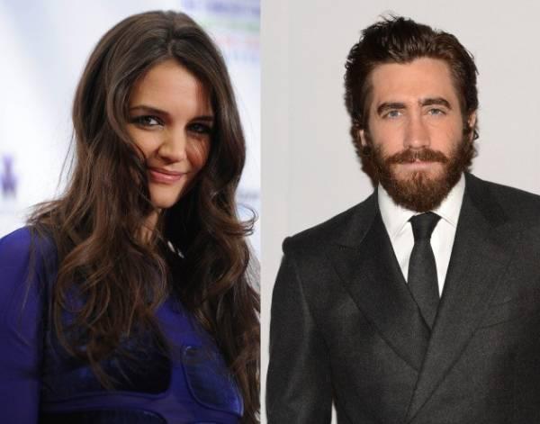 Katie Holmes e Jake Gyllenhaal estão vivendo romance, segundo jornal