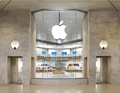 Quadrilha invade e furta milhares de dólar em loja da Apple em Paris