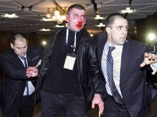 Arma falha e político da Bulgária escapa de tentativa de assassinato