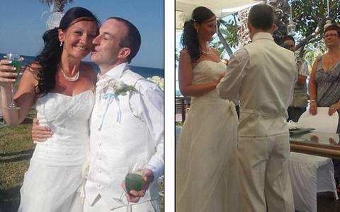 Fotos desmascaram mãe que se dizia solteira para ganhar ajuda do governo
