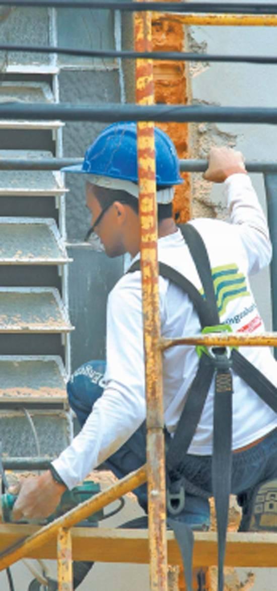 Programas de prevenção são essenciais em execução de obras