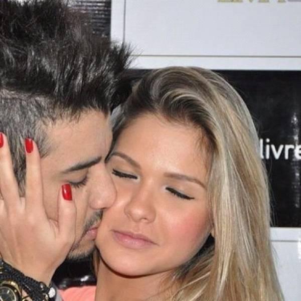 No aniversário de Andressa Suita, Gusttavo Lima se declara: ?Te amo?