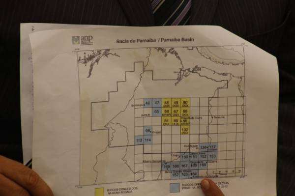 Piauí poderá abastecer Brasil de gás natural, diz SUDENE