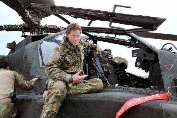 Príncipe Harry deve ter algum problema mental, diz Talibã afegão