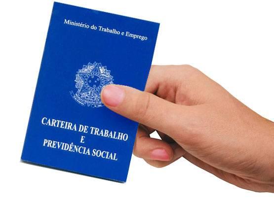 Presidente Dilma quer acabar com a carteira de trabalho de papel