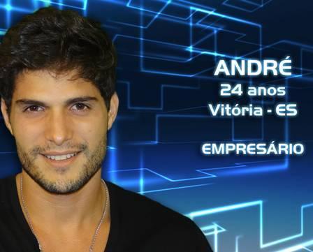Ex-BBB Serginho diz que André do â??Big Brother Brasil 13â?? é gay