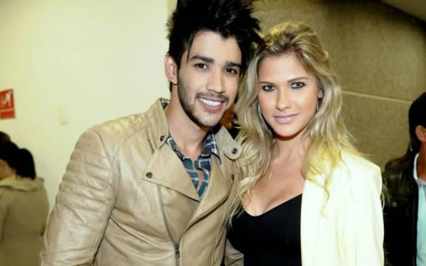 Namorada de Gusttavo Lima tem vergonha de falar que é ex de Theo Becker