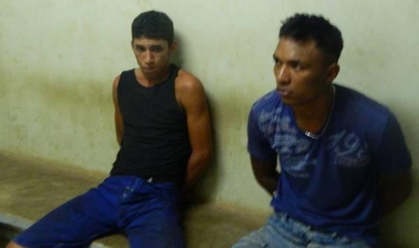 Polícia desbarata quadrilha que assaltava postos de combustíveis no Piauí