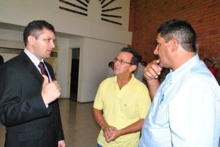 Vereadores participam do I Encontro das Câmaras Municipais - Imagem 2