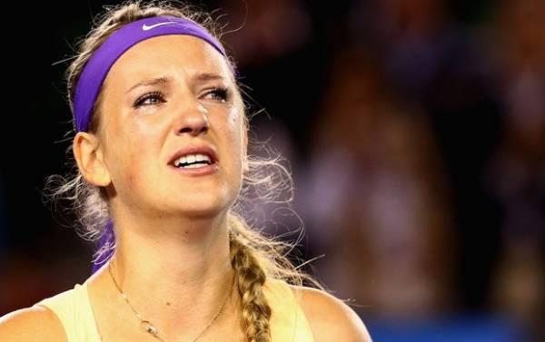 Bi na Austrália, Azarenka cai no choro, segue em 1º e leva R$ 5 mi