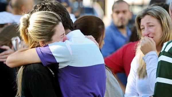Corpos de vítimas de incêndio em boate começam a ser velados em Santa Maria