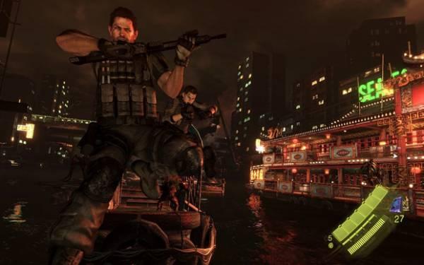 Resident Evil 6 terá modo multiplayer exclusivo no PC