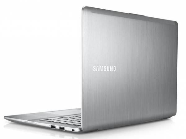 Samsung lança notebook multi-touch de 15