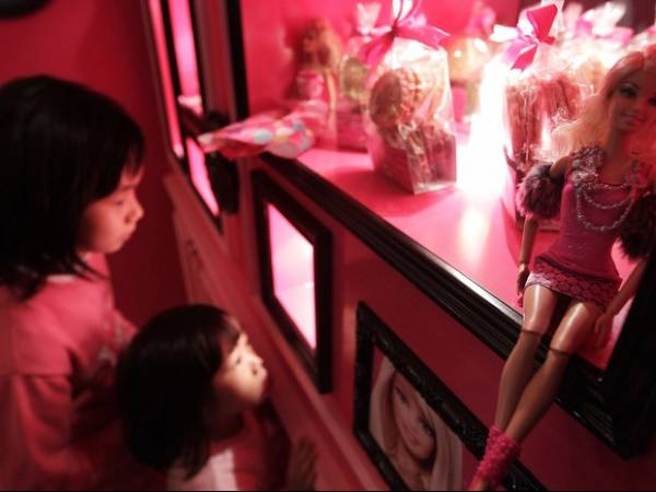 Taiwan inaugura restaurante temático da Barbie