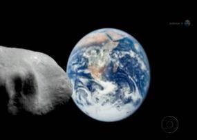 Asteróide de 50 metros vai passar de raspão pela Terra em fevereiro