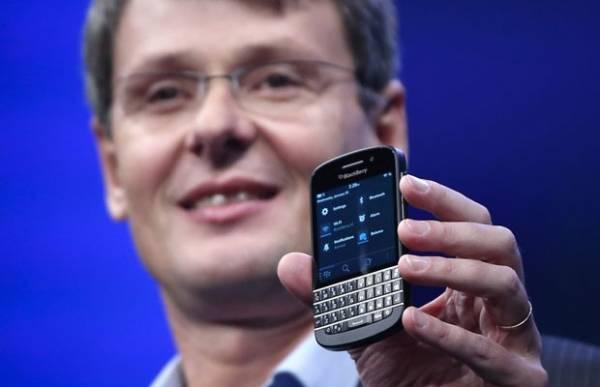 Novos aparelhos BlackBerry terão 4G compatível com o padrão brasileiro