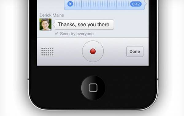 App de mensagens do Facebook ganhará função tipo â??rádioâ??