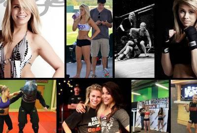 Modelo de 18 anos é a mais nova atração em evento de MMA feminino