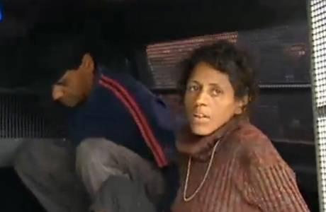 Pai e mãe drogam filha de 15 anos para se prostituir