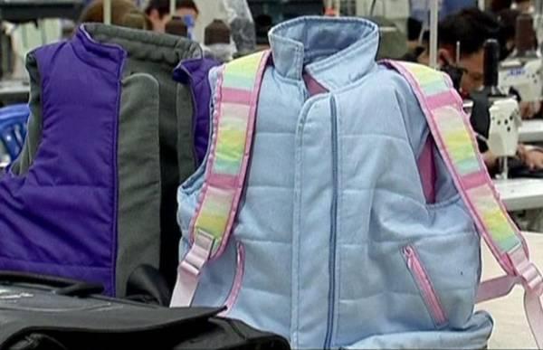 Após massacre, fábrica produz mochila infantil à prova de bala