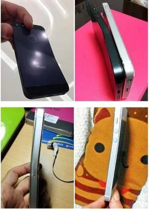 iPhone 5 pode ficar torto ao ser colocado no bolso; casos confirmam