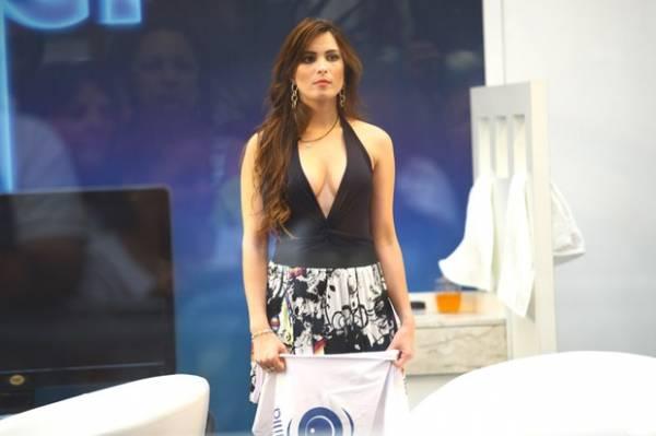 Kamilla Salgado, participante do