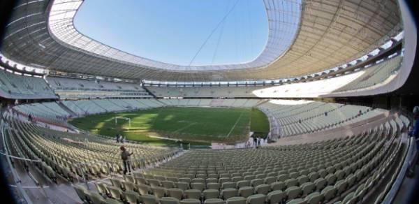 Fortaleza tem só 2,5% das obras de mobilidade para a Copa de 2014