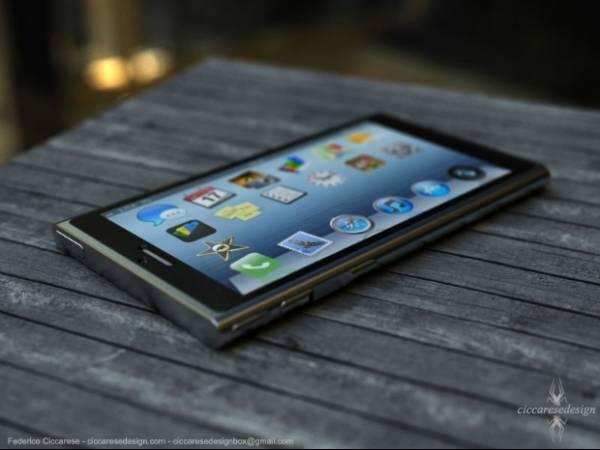 iPhone 6 é apresentado em imagens baseado em rumores