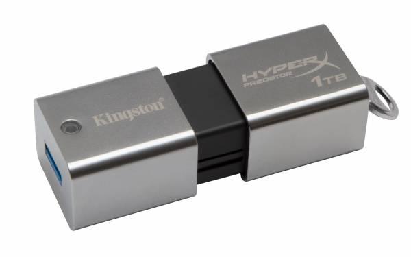 Kingston lança pendrive de 1 TB compatível com USB 3.0 na CES 2013