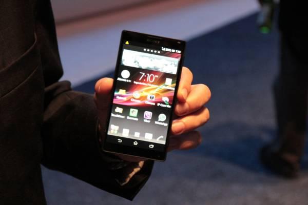 Xperia ZQ: suficiente para concorrer contra S3 e iPhone 5?