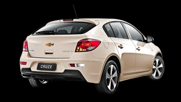 Comparativo do Cruze com carro da mesma categoria como Corolla