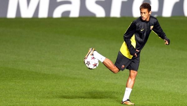 Sem Messi, Neymar vira centro das atenções contra Celtic na Liga hoje