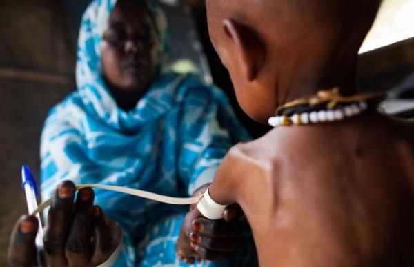 Uma em cada oito pessoas no mundo passa fome, diz relatório